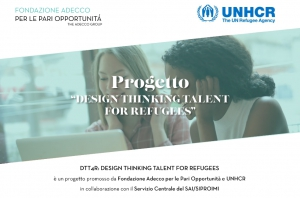 "Convegno finale del progetto ""Design Thinking Talent for Refugees"""